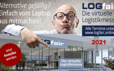 LOGfair Veranstaltungskalender 2021