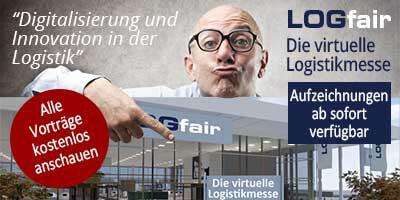 """Aufzeichnungen """"Digitalisierung und Innovation in der Logistik"""" verfügbar"""