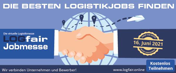 """Aufzeichnungen """"Die LOGfair Jobmesse"""" jetzt verfügbar"""