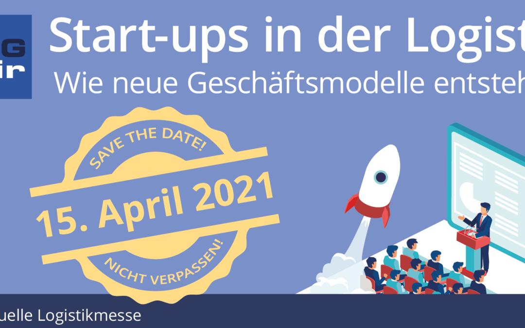 """Aufzeichnungen """"Start-Ups in der Logistik – Wie neue Geschäftsmodelle entstehen"""" jetzt verfügbar"""