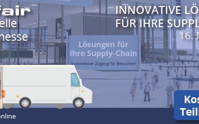 """Aufzeichnungen """"Innovative Lösungen für Ihre Supply Chain 2021"""" jetzt verfügbar"""