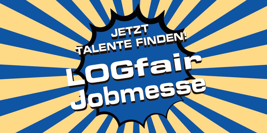 16.06: LOGfair Jobmesse by Logjobs